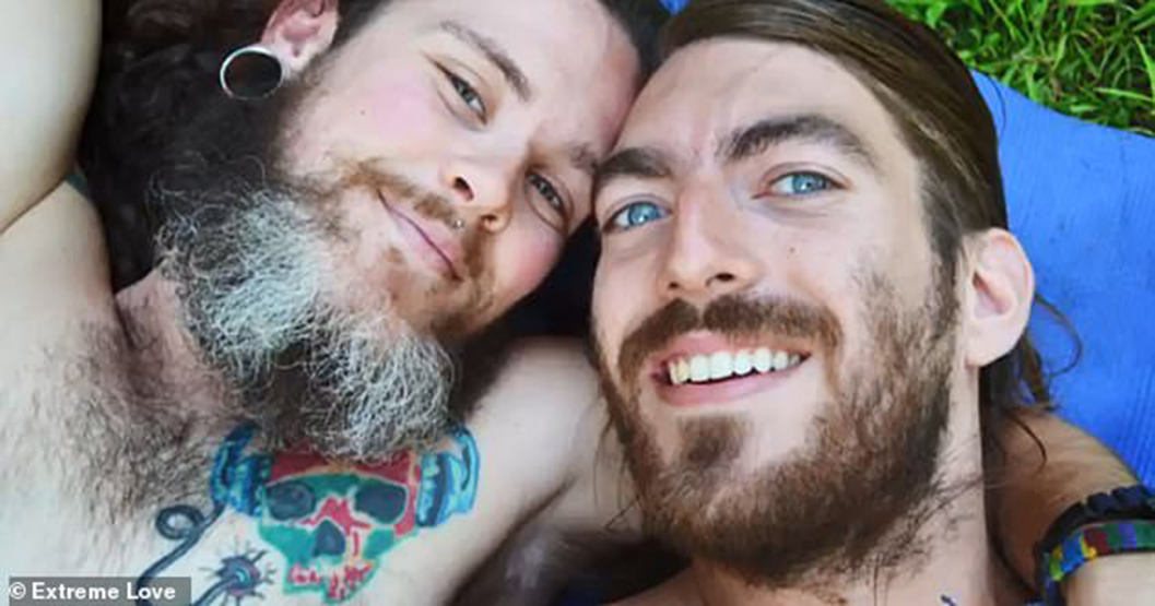 L incredibile storia del gay Stephan e del transessuale Wyley, oggi genitori