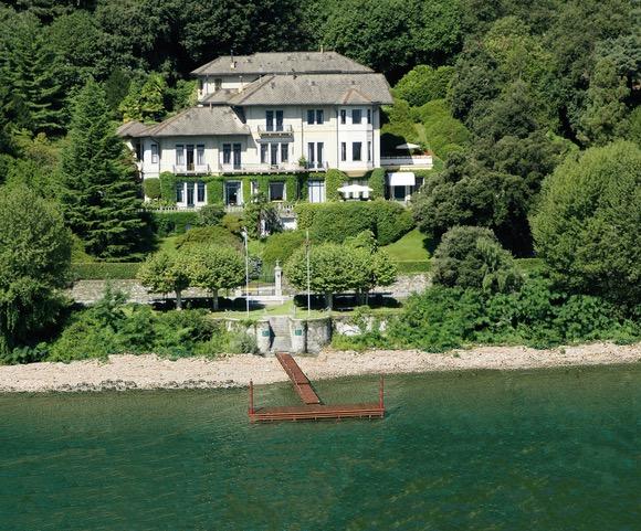 Villa Claudia dei Marchesi Dal Pozzo: Location per Matrimoni & Eventi sulle rive del Lago Maggiore.
